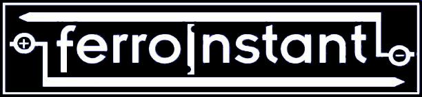 ferroinstant selbst mit Galvanisiergeraet zu Hause galvanisieren, Galvanik preiswert online kaufen-Logo